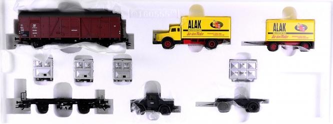Märklin 48812 – Güter-Transport der Spangenberg-Werke