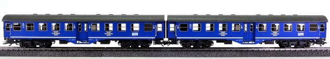 Märklin 42891 – 2-tlg. Reisezugwagen-Set der Tegernsee-Bahn
