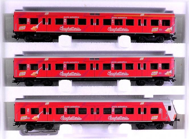 Märklin 43891 – 3-tlg. S-Bahn-Wagen-Set der DB AG