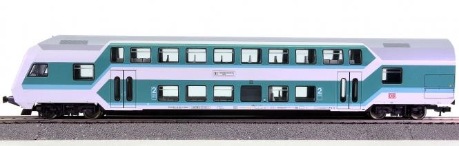 Fleischmann 5123 K – 2. Klasse Doppelstock-Steuerwagen der DB AG