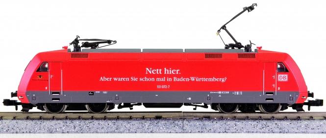 Roco W0016 (N) – Elektrolok BR 101 'Nett hier. Aber ...' der DB AG, digital