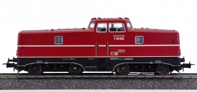 Lima 201625AC (AC) – Mehrzweck-Diesellok BR V80 der DB