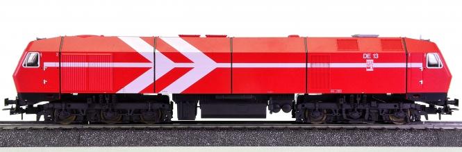 Lima 288608 (AC) – Mehrzweck-Diesellok MaK DE1024 der HGK