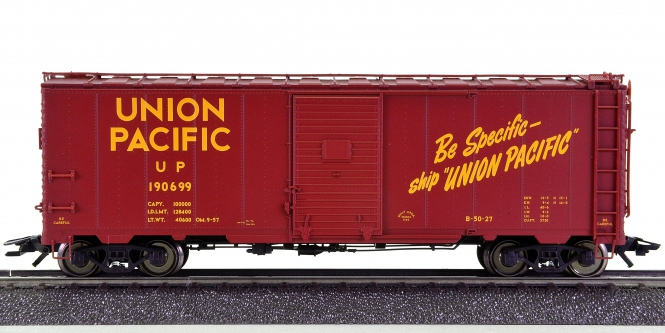Märklin 45646-5 - Box Car B-50-27 der Union Pacific (UP)