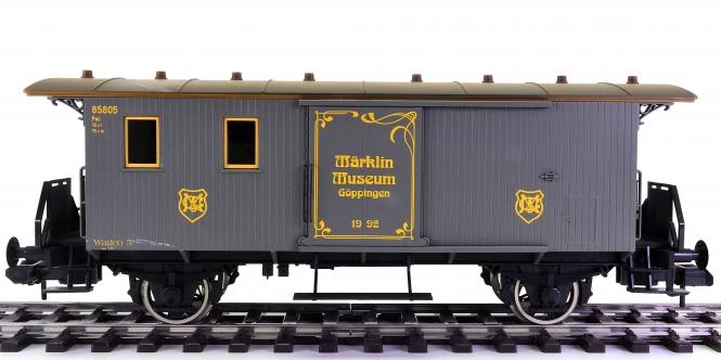 Märklin 85805 (Spur 1) – Gepäckwagen als Märklin-Museumswagen 1992