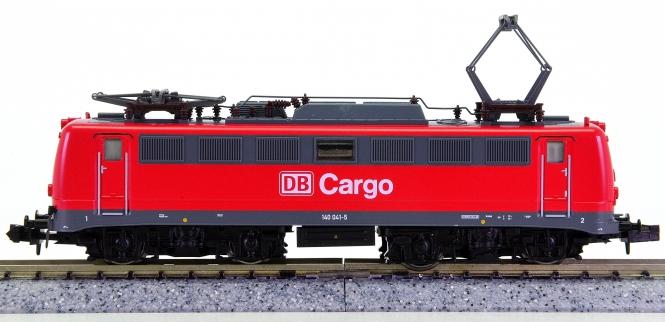 Hobbytrain H2836 (N) – Mehrzweck-Elektrolok BR 140 der DB Cargo