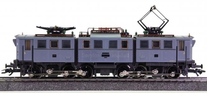Märklin 3828 (AC) – Güterzug-Elektrolok BR E91 der DRG, digital (MM, DCC)