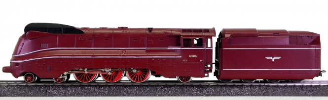 Märklin 3089 – Schlepptender-Dampflok BR 03.10 der DRG, digital (MM, DCC)