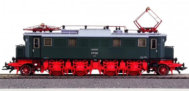Roco 43718 – Elektro-Lokomotive BR E17 der DRG