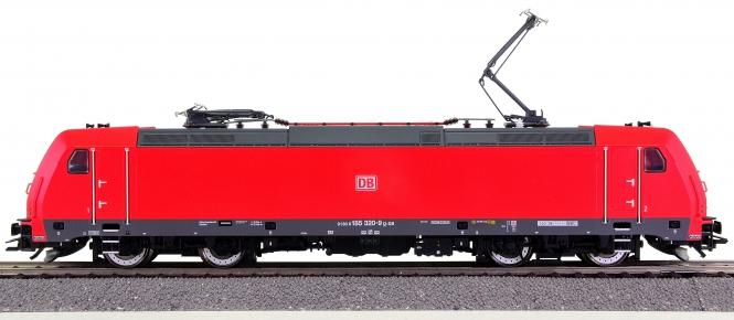 Trix 22639 – Mehrzweck-Elektrolok BR 185 der DB
