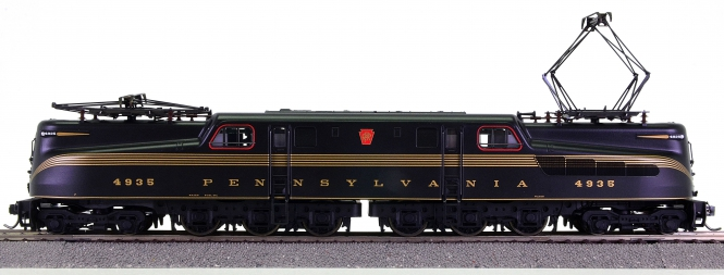 Trix 22810 - Elektro-Lokomotive Typ GG-1 der PRR, digital (DCC) + Sound