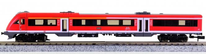 Fleischmann 8653 K (N) – 1./2. Kl. Nahverkehrs-Steuerwagen Modus der DB AG