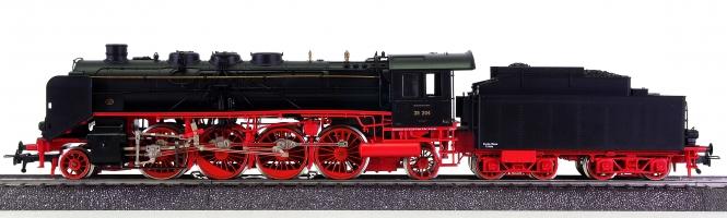 Fleischmann 1139 (AC) - Schlepptender-Dampflok BR 39 der DB