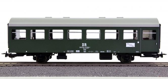 Piko 53021 – 2. Klasse Reko-Personenwagen Baage der (D)DR