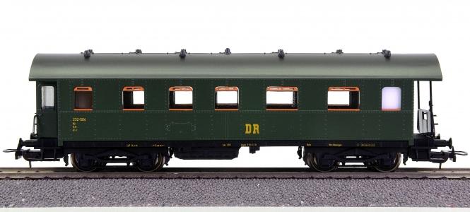 Sachsenmodelle 74245 – 2. Klasse Langenschwalbacher der (D)DR
