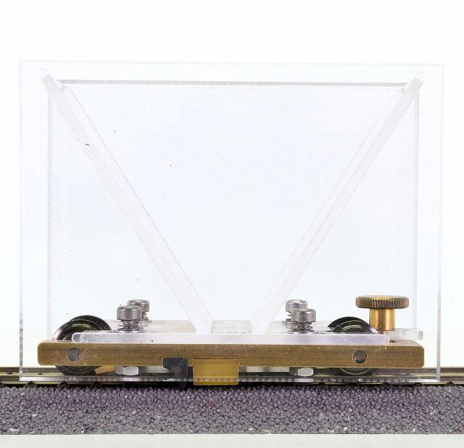 Krause Feinmetallbau – Schotter-Boy H0