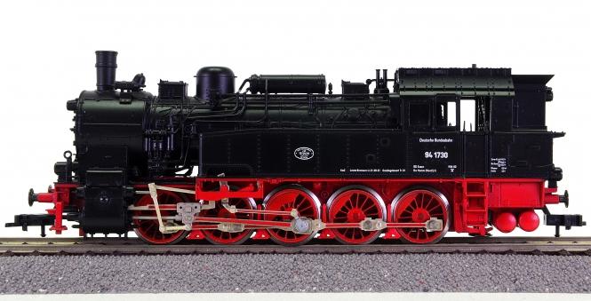 Fleischmann 4094 – Tenderdampflokomotive BR 94 der DB
