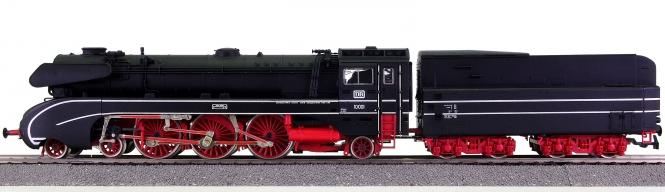 Rivarossi 1339/3 – Schlepptender-Dampflok BR 10 der DB