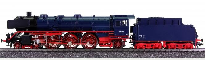 Märklin 3795 – Schlepptender-Dampflok BR 03 der DB, digital + Rauch
