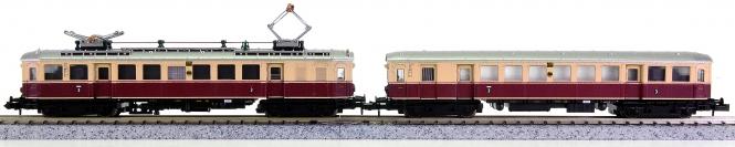 Roco 23001 (N) – Elektro-Triebzug 1130 / 2126 (späterer ET/ES 85) der DRG
