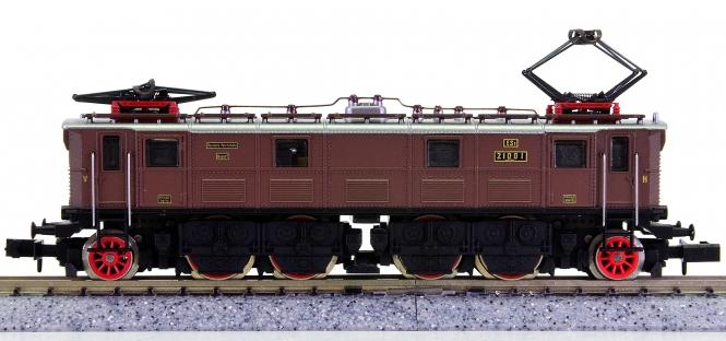 Arnold 2457 – Elektrolokomotive ES 1 (spätere E 16) der DRG