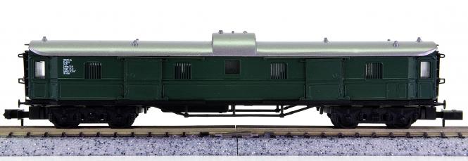 Arnold 3362 – Gepäckwagen der DRG