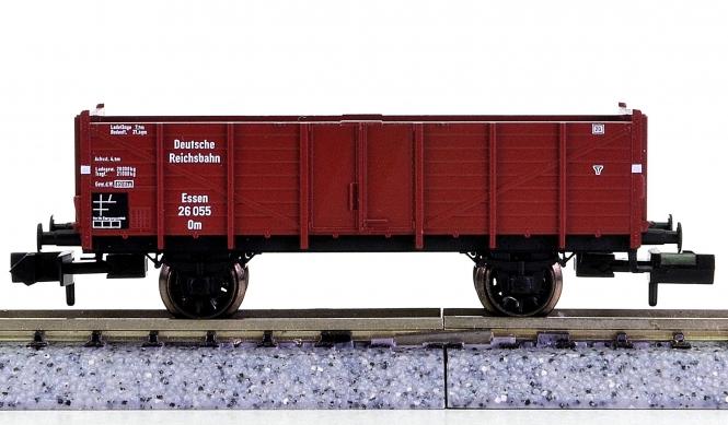 Fleischmann 8215 K (N) – offener Güterwagen Om der DRG