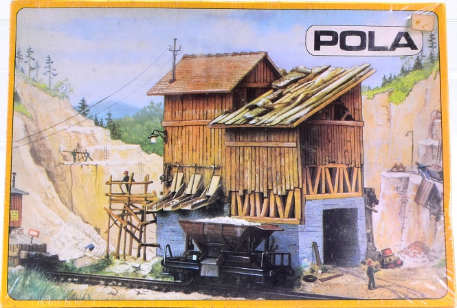 Pola 252 (N) – Bausatz Kieswerk