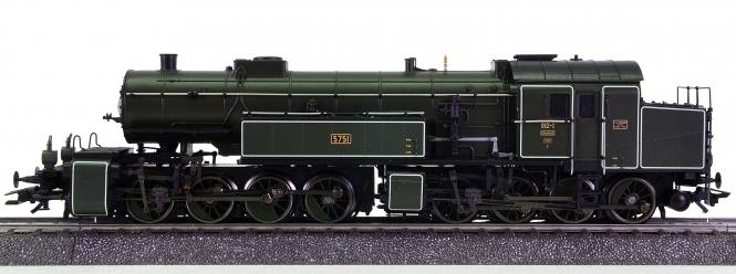 Märklin 37960 – Dampflokomotive BR Gt 2 x 4/4 der K.Bay.Sts.B., mfx + Sound