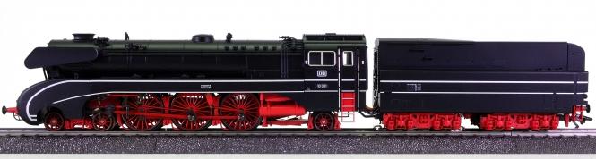 Märklin 37080 – Schlepptender-Dampflok BR 10 der DB, digital (MM), Sound