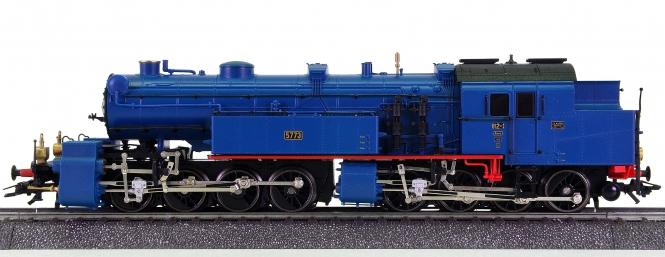 Märklin 3798 – Mallet-Tenderlokomotive BR 96 der DRG, digital (MM)