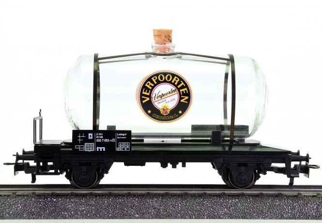 Märklin 94206 – Glas-Kesselwagen VERPOORTEN