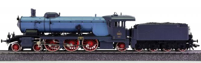 Märklin 3511 – Schlepptender-Dampflok Klasse C der K.W.St.E., digital (MM, DCC)