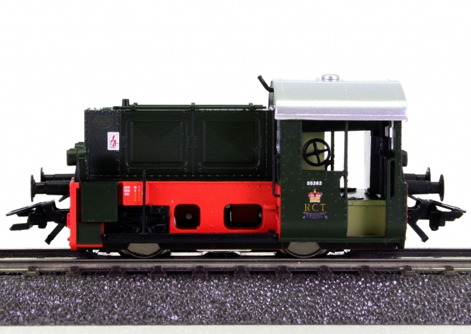 Märklin 4MFOR 36825 – Klein-Diesellok BR 232 (Köf II) der RCT, digital (MM)