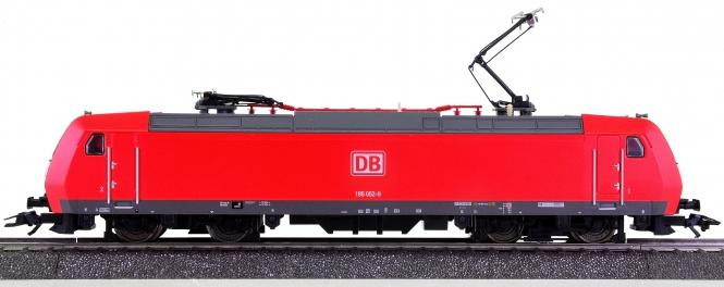 Märklin 36850 – Mehrzweck-Elektrolok BR 185 der DB AG, digital (MM)