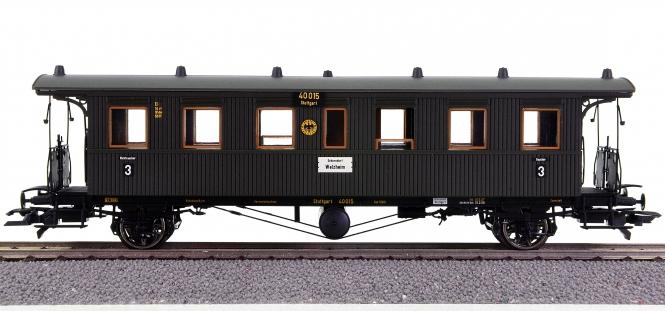Brawa 2151 – 3. Klasse Personenwagen Ci wü 05 der DRG