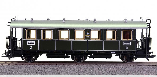 Roco 45419 – 3. Klasse Personenwagen Ci der K.Bay.Sts.B.