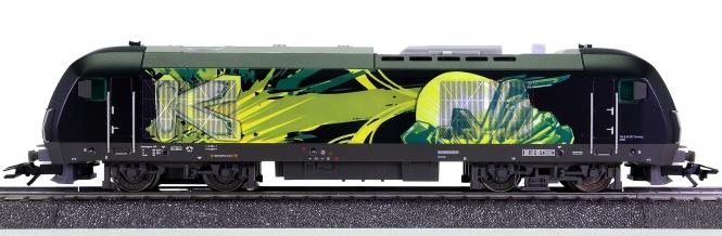 Märklin 36837-02 – Mehrzweck-Diesellok BR 2016 Lex Luthor der DB, digital (MM)