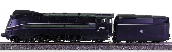 Märklin 37914 – Schlepptender-Dampflok BR 03.10 der USTC, digital (MM)