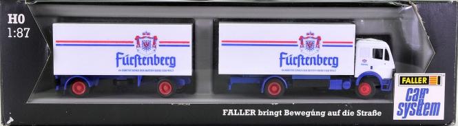 "Faller 1605 - Car System Hängerzug ""Fürstenberg"""