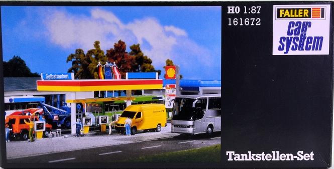 Faller 161672 – Car System Komplett-Set Verkehrssteuerung / Traffic-Control-Set