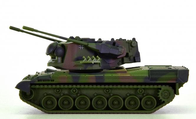"Märklin 4MFOR 18520 (1:87) - Flak-Panzer ""Gepard"""