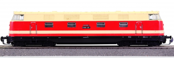 Gützold (DDR) G19 – Mehrzweck-Diesellok BR V180 der DR (DDR)