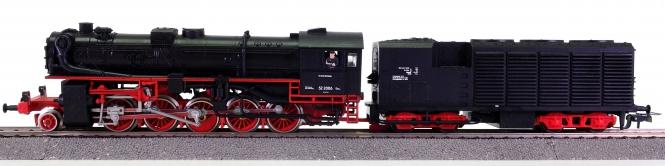 Piko (DDR) EM 23 – Kondensschlepptender-Dampflok BR 52.19-20 der DR (DDR)