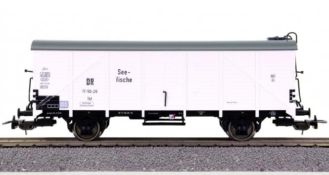 Piko 54543 – Kühlwagen Thf 17 Seefische der (D)DR