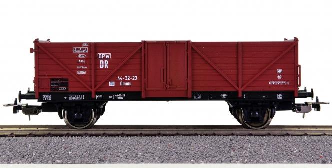 Piko 54864 – Offener Güterwagen Ommu der DB
