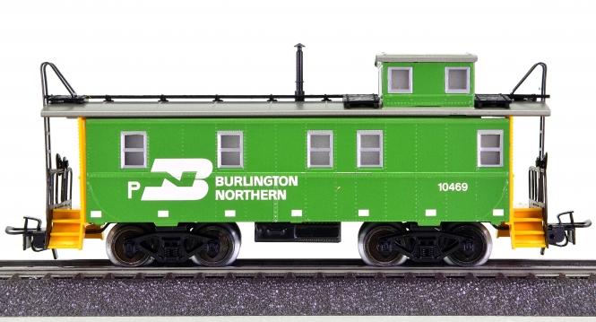 Märklin 4775 – Güterzugbegleitwagen / Caboose der BN