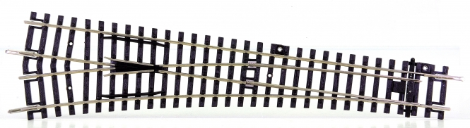 Piko 55220 – A-Gleis, Weiche links WL, Winkel 15 Grad