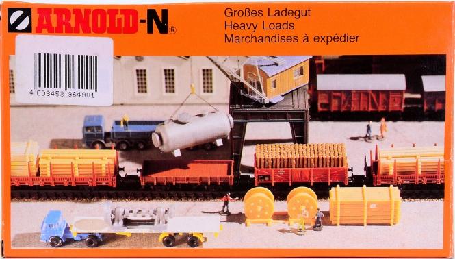 Arnold 6490 - Bausatz Ladegut
