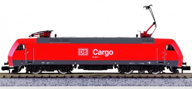 Minitrix 12647 – Elektrolok BR 152 der DB Cargo